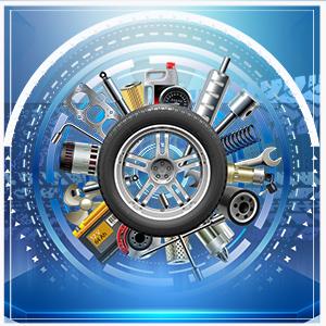Tips for repairing degumming or fracture of forklift tire